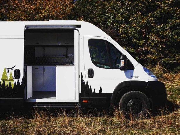 Camper Peugeot Boxer
