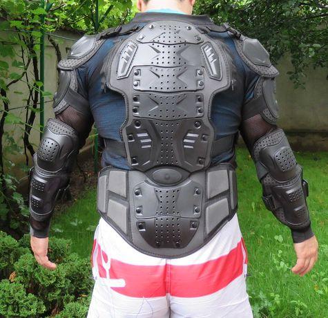 Armura moto de protectie.