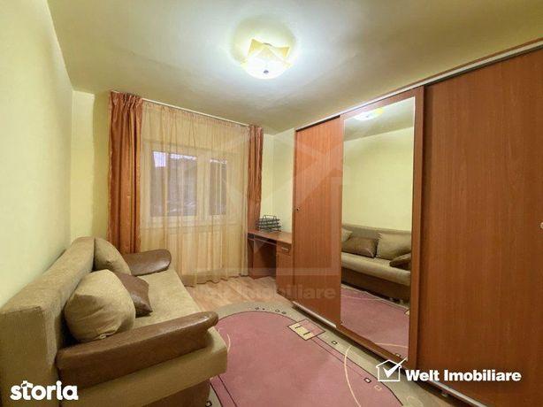 Inchiriere apartament 3 camere decomandate, strada Dambovitei, parcare