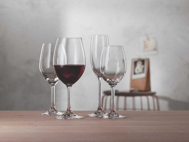 Бокалы Spiegelau Festival под белое, красное и игристое вино