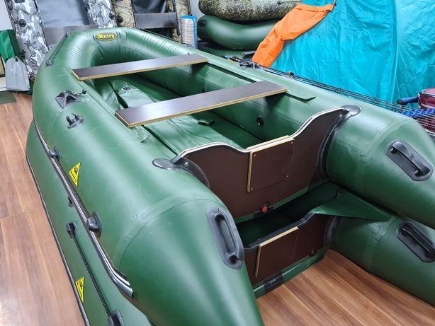 Лодка ПВХ  330 V (киль) под мотор надувная