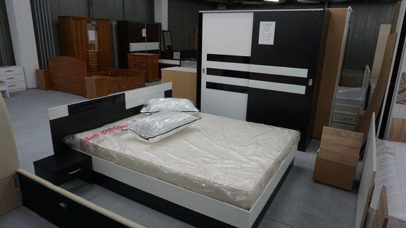 Спален комплект СИТИ 7022 Мебели РУМ Кремиковци