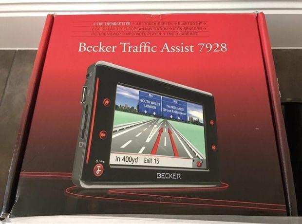 GPS Becker Traffic Assist 7928