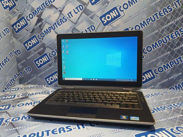 Dell Latitude E6330 i5-3320M /4GB /128GB /Camera/ За Ученика !