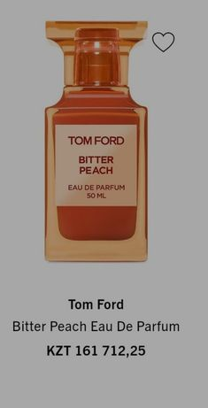 ТОРГ Продам духи Tom Ford Bitter Peach оригинал