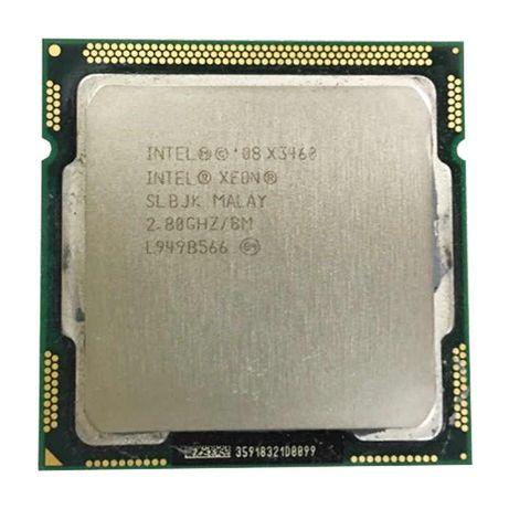 Процессор Xeon x3460