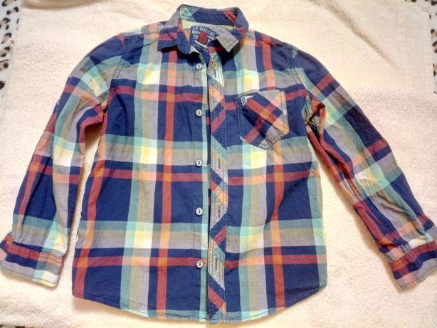 рубашка на мальчика 6-7 лет LC WAIKIKI