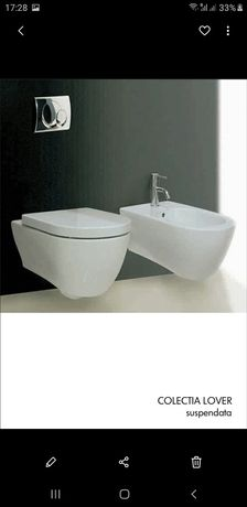 Obiecte sanitare calitate si design Italia
