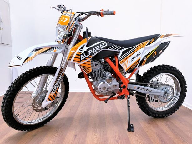 Moto Cross BEMI 250cc Dirtbike ALFA nou in cutie