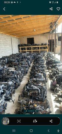 Контрактные двигатели из Европы Sharan,Passat,Audi,Reno, Largus, Opel.