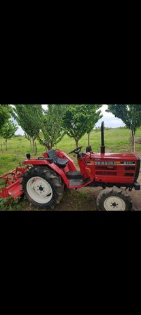 Tractor shibaura