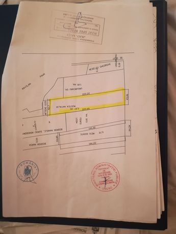 Oferta rate-teren Iasi sat Paun-Bucium 2000 m2 cu utilitati in zona