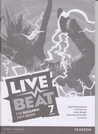 Live beat - Отговори -УТ и учебника, тестове английски за 5, 6 и 7 кла