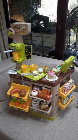 Cafenea/magazin pentru copii, Smoby
