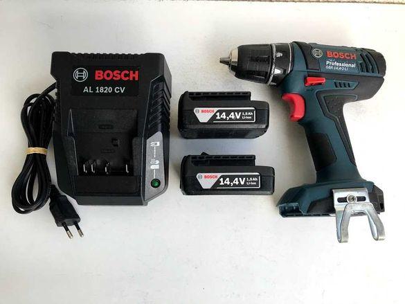 Bosch GSR 14.4-2 LI  Винтоверт с две скорости продава се батерия.