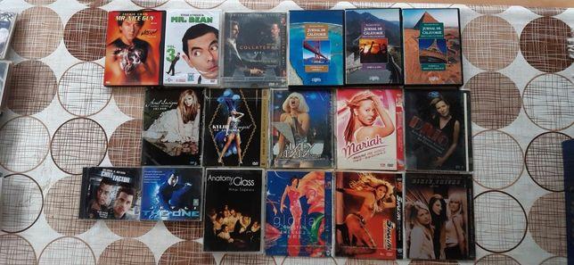 Colectie cd/dvd cu muzica si filme(1.80 lei/buc)