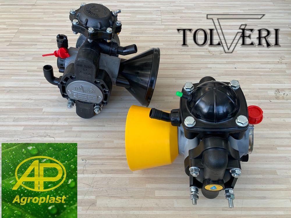 Pompa erbicidat met P100 -P120