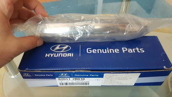 Hyundai SantaFe 2008 г - дръжка за врата, нова оригинална
