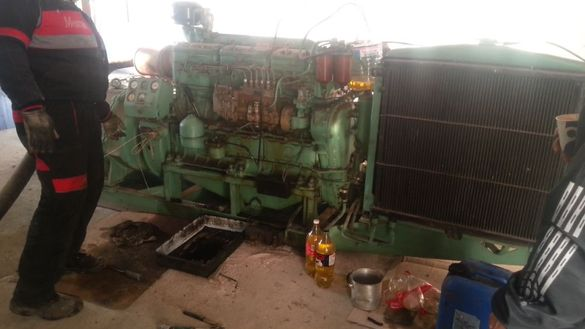 Агрегат за ток 62kw