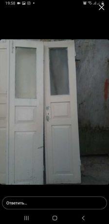 Есиктер. Двери с откосом...