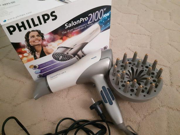 Фен Philips Salon Pro 2100 ION
