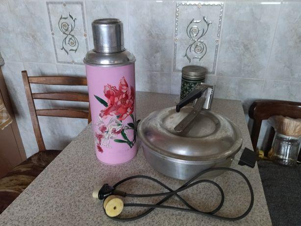 Продам чудо-печь и термос 2 литра.