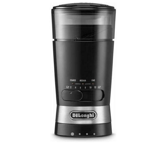 Кофемолка DeLonghi KG210, Black