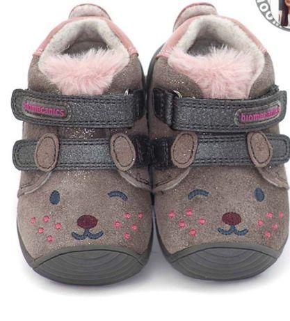 Biomecanics топли обувки 24 номер