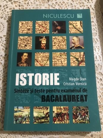 Carte de istorie pentru bacalaureat