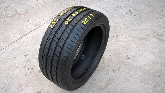 O anvelopa de vara 255 40 17 pirelli p zero run flat , dot 2017