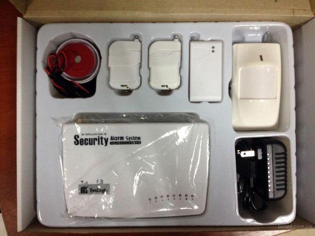 GSM Сигнализация для сейфа, дома, склада, гаража