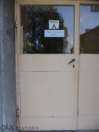 Продавам метална врата (крилото)