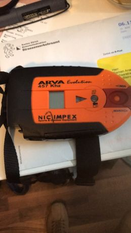 Лавинен детектор Arva 457 khz