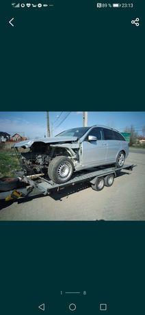 Dezmembrez Mercedes