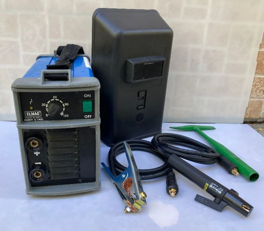 Завърчен инвертор Elmag Handy S1400
