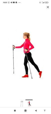 Скандинавская ходьба- палки для треккинга.Красота и здоровье.