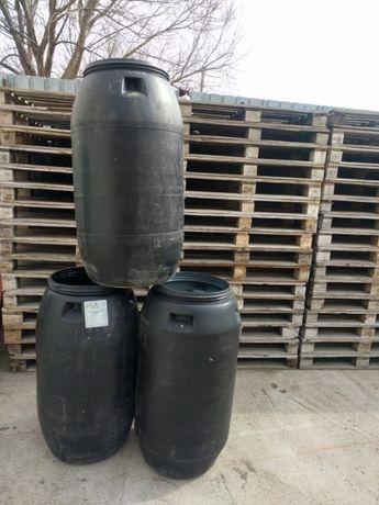 Butoaie plastic 220L