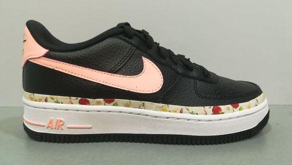 Nike Air Force N36,.Дамски кецове.Ест.кожа.Нови.Оригинал