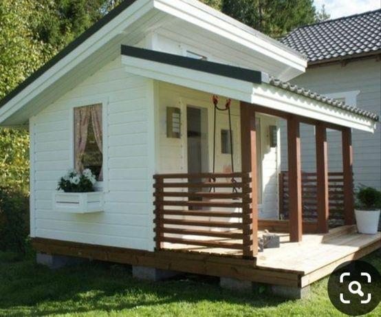 Vând casa stil canadian