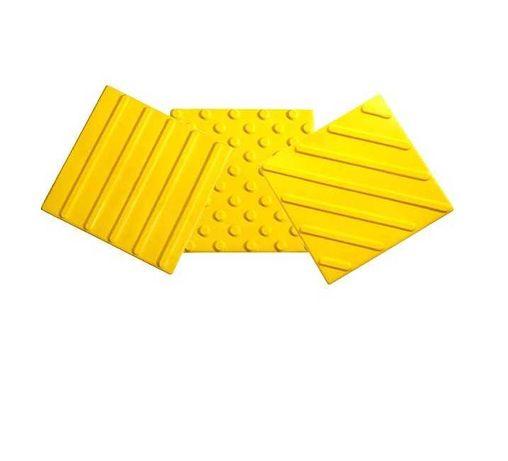 Тактильные пвх плитки от компании Скилл
