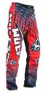 Pantaloni Atv/Cross Speedway Wulfsport Targu-Mures - imagine 1