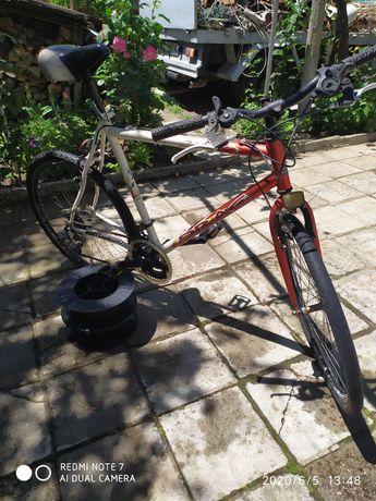 Велосипед DRAG HAKER