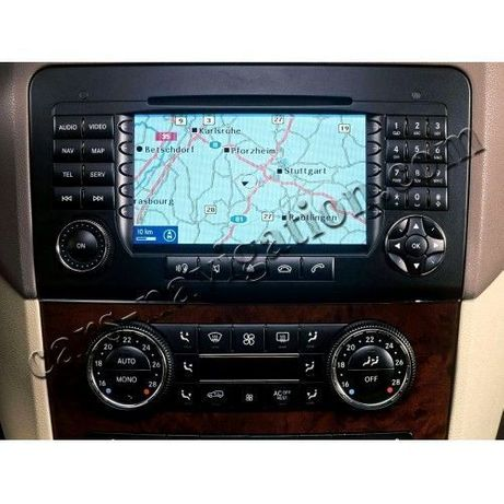 Диск навигация България 2018 Мерцедес Mercedes NTG2 A B C CLK G R M GL