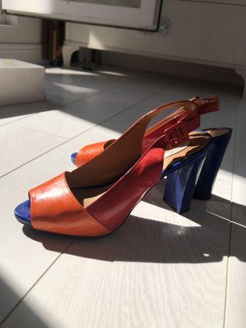 Итальянские туфли Geox