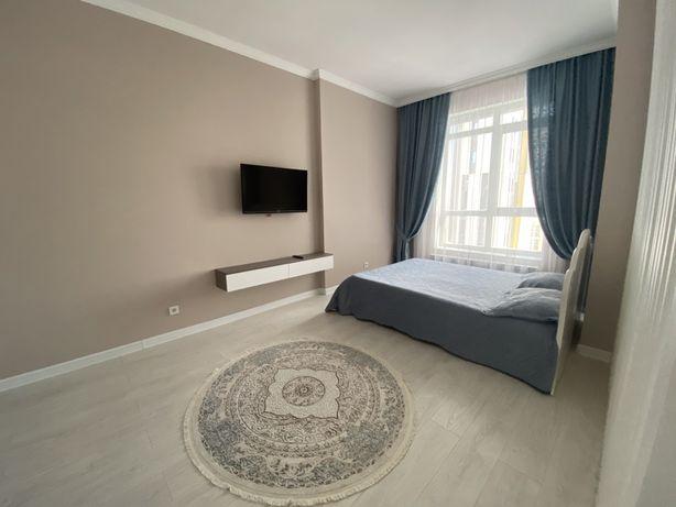 1комнатная квартира посуточно ЖК Коркем3 Туркестан левый берег
