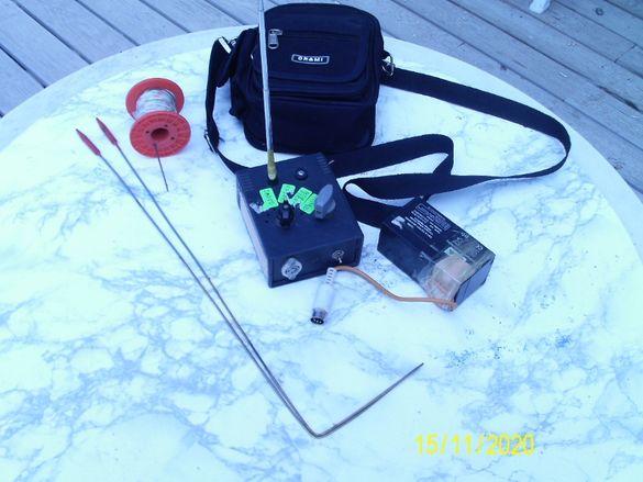 ел.багети омнитрон металотърсач металдетектор уред за откриване метали