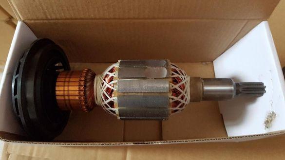Ротор за Bosch 11E,регулатор за обороти,статор,зъбно колело,биела