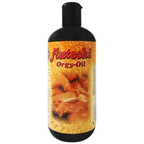 Ulei Masaj Flutschi Orgy Oil 500ml