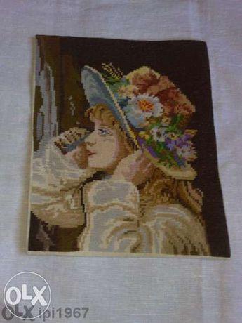 Вилеров гоблен-момичето с шапката