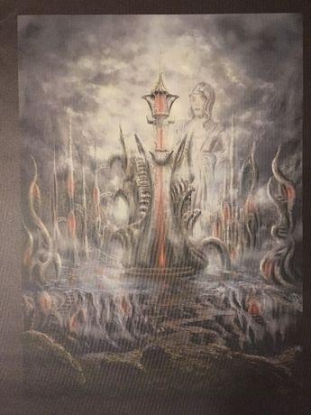 Printuri canvas panza bumbac